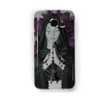 Purple Mary Samsung Galaxy Case/Skin