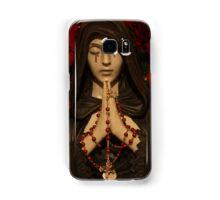 Red Mary Samsung Galaxy Case/Skin