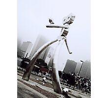 Walking Tall Photographic Print