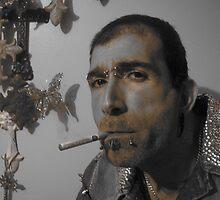 smoking man! by BOBBYBABE