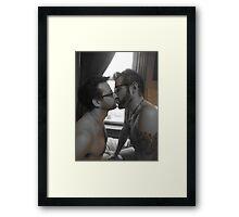 sexy boys! Framed Print