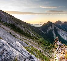 Sunrise in the Pyrenean, Catalonia by Marc Garrido Clotet