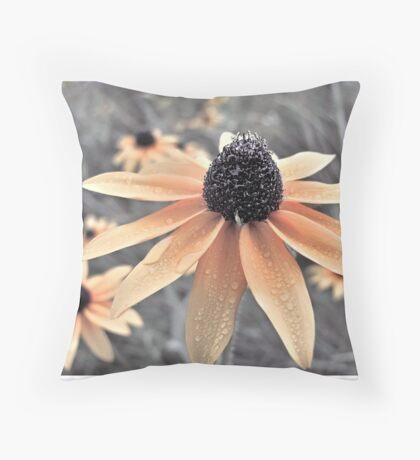 Wildflowers Of Ontario Throw Pillow