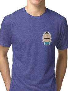 South Park Kid Ike Broflovski Tri-blend T-Shirt