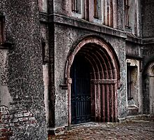 Creepy City Jail by KRphotog