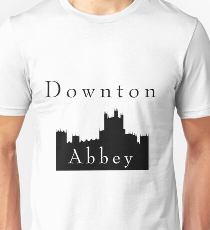 Downton Castle Unisex T-Shirt