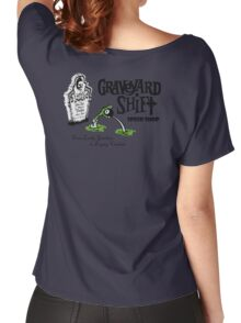 Graveyard Shift 50s Style Design Women's Relaxed Fit T-Shirt