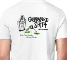Graveyard Shift 50s Style Design Unisex T-Shirt