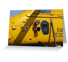Westland Wessex Greeting Card