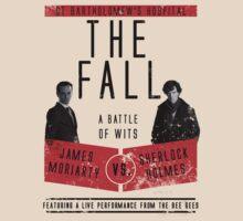 James Moriarty vs. Sherlock Holmes
