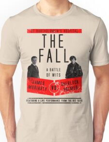 James Moriarty vs. Sherlock Holmes Unisex T-Shirt