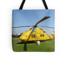 Westland Wessex full view Tote Bag