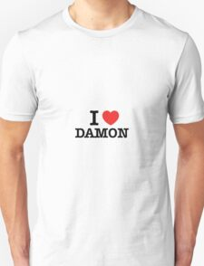 I Love DAMON T-Shirt