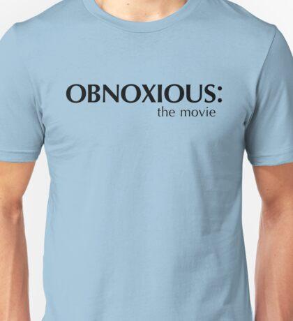OBNOXIOUS: the movie (Teen Wolf) Unisex T-Shirt