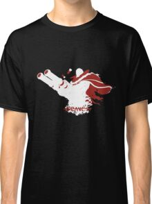 Graves Ink White Classic T-Shirt