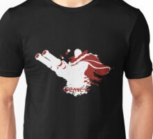 Graves Ink White Unisex T-Shirt