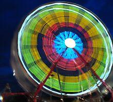Spinning Wheel by RedOwlPhoto