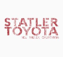 Distressed Statler Toyota Baby Tee