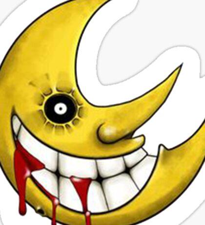 Soul Eater Moon  Sticker