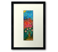 Cherished Songbirds Framed Print