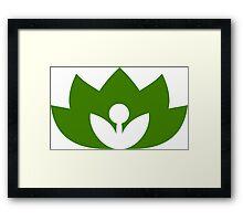 Pretty Tulip  Framed Print