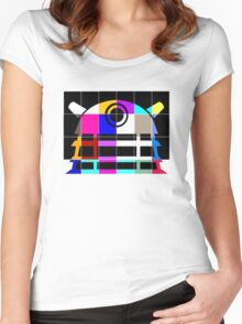 Dalek Icotack Women's Fitted Scoop T-Shirt