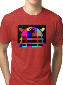 Dalek Icotack Tri-blend T-Shirt