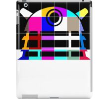 Dalek Icotack iPad Case/Skin