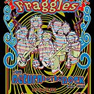 Fraggles - return to the rock tour poster by whatdavedoes
