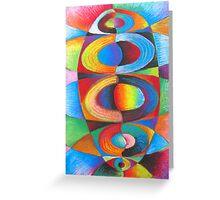 Resonance Greeting Card