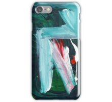 Homage To Franz Kline 2010 iPhone Case/Skin