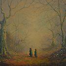 Deeper into the forest by Joe Gilronan
