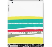 Paper Stripes iPad Case/Skin