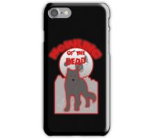 Howling of the Dead iPhone Case/Skin