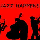 JAZZ BAND by KENDALL EUTEMEY
