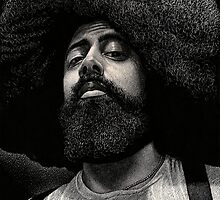 Reggie Watts by nhperry01
