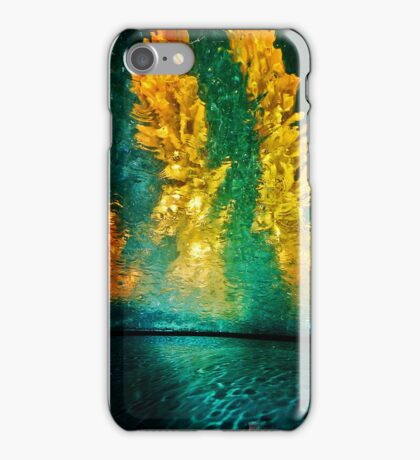 The Three Horses of the Apocalypse at the Carwash iPhone Case/Skin