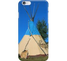 Tee Pee Mission: Wolf iPhone Case/Skin