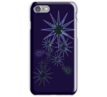 Indigo Icons iPhone Case/Skin