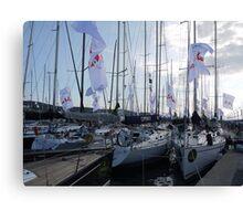 GIRAGLIA ROLEX CAP- ITALIA FRANCIA - --.4700 VISUALIZZAZ. 2013--VETRINA RB EXPLORE 24 FEBBRAIO 2012 '--- - Canvas Print