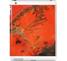 Grunge Abstract iPad Case/Skin