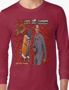 Off His Trolley Long Sleeve T-Shirt