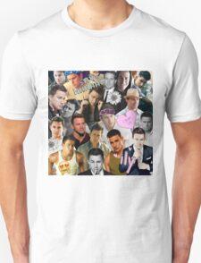 Channing Tatum Collage T-Shirt