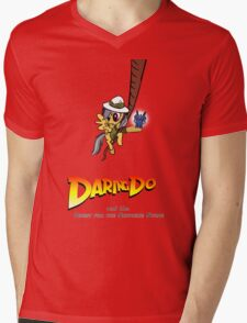 Daring Do and the Quest for the Sapphire Stone Mens V-Neck T-Shirt