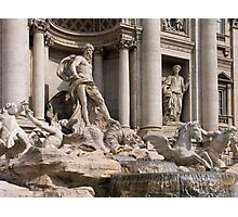 Trevi Fountain II Photographic Print