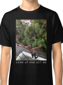 Ride's Rooftop Funtime Black Lineless Classic T-Shirt