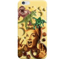 Jurassic Miranda iPhone Case/Skin