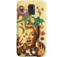 Jurassic Miranda Samsung Galaxy Case/Skin