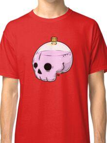 Bottle skull Classic T-Shirt