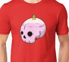Bottle skull Unisex T-Shirt